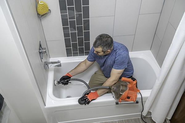 tub drain cleaning in collinsville il