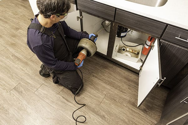 drain snake cleaning in maryville il