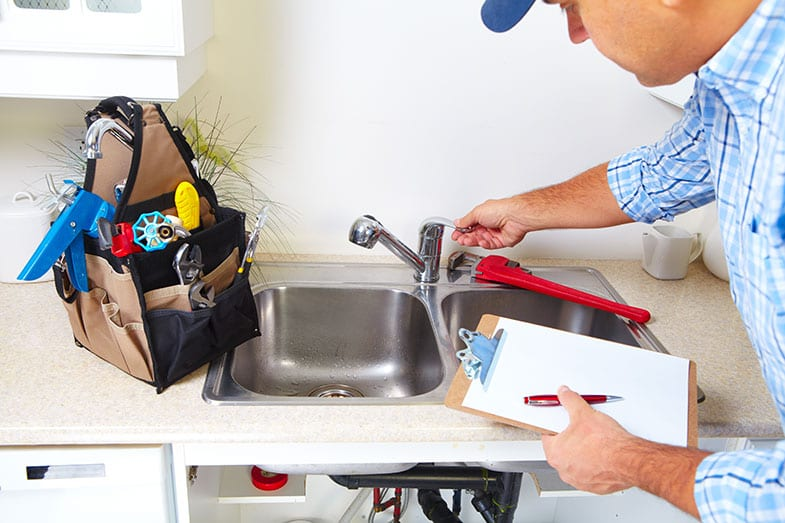 residential plumbing services belleville il