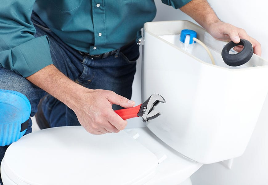 plumbing services troy il