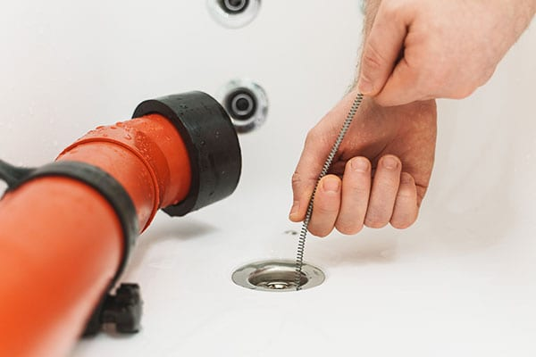 bathroom drain cleaning service in wood river il